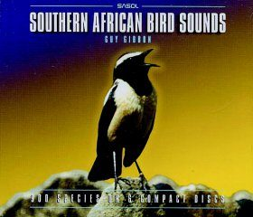 Southern African Bird Sounds (6CD)