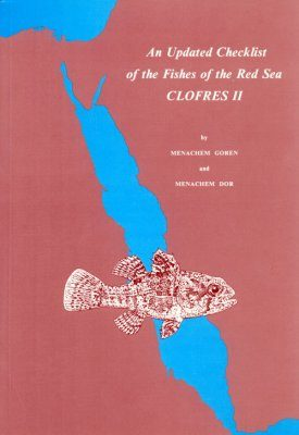 An Updated Checklist of the Fishes of the Red Sea