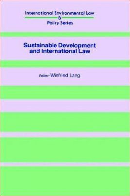 Sustainable Development and International Law