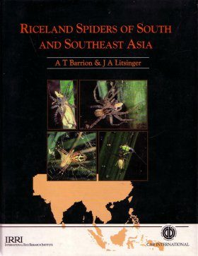 Riceland Spiders of South and Southeast Asia