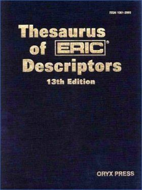 Thesaurus of ERIC Descriptors