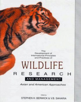 The Development of International Principles and Practices of Wildlife Research and Management