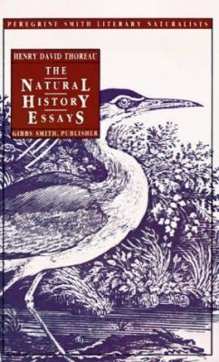 The Natural History Essays