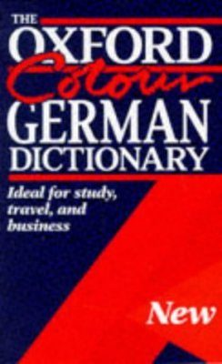 The Oxford Colour German Dictionary