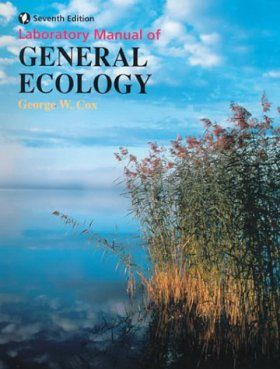 Laboratory Manual of General Ecology