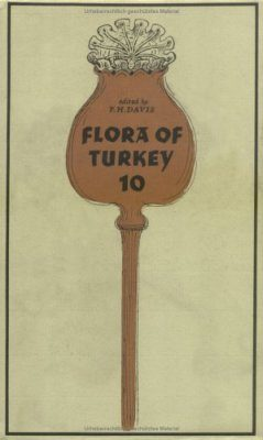 Flora of Turkey and the East Aegean Islands, Volume 10