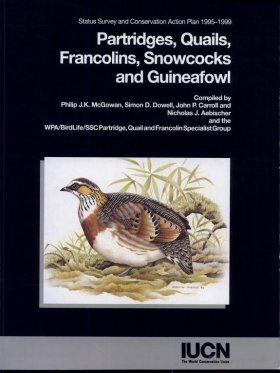 Partridges, Quails, Francolins, Snowcocks and Guineafowl