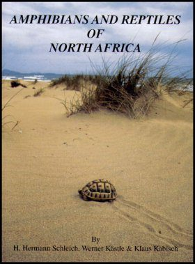 Amphibians and Reptiles of North Africa