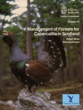 Management of Forests for Capercaillie in Scotland