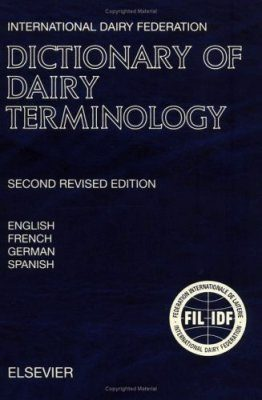 Dictionary of Dairy Terminology