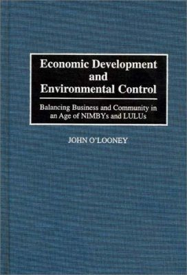 Economic Development and Environmental Control