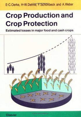Crop Production and Crop Protection: Estimated Losses in Major and Cash