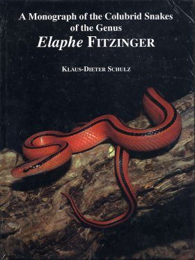 A Monograph of the Colubrid Snakes of the Genus Elaphe Fitzinger