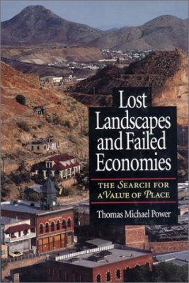 Lost Landscapes and Failed Economics