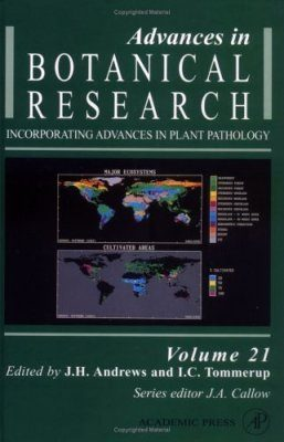 Advances in Botanical Research, Volume 21