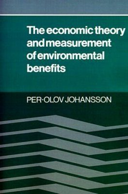 Economic Theory and Measurement of Environmental Benefits