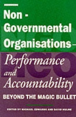 Non-Governmental Organizations: Performance and Accountability