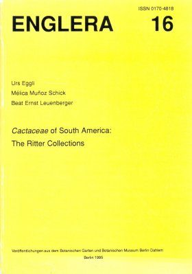 Cactaceae of South America