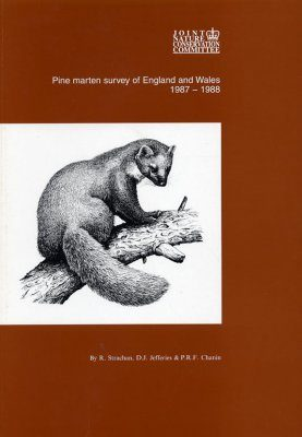 Pine Marten Survey of England and Wales 1987-1988