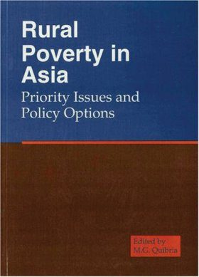 Rural Poverty in Asia: Priority Issues and Policy Options