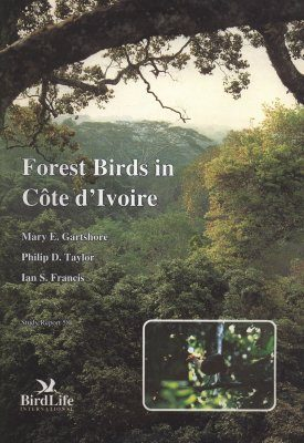 Forest Birds in Cote d'Ivoire