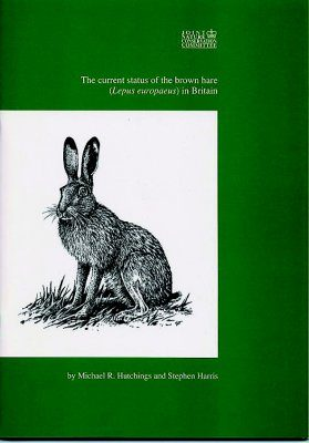 The Current Status of the Brown Hare (Lepus europaeus) in Britain