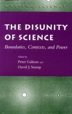 The Disunity of Science