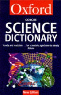 Oxford Concise Science Dictionary