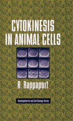 Cytokinesis in Animal Cells