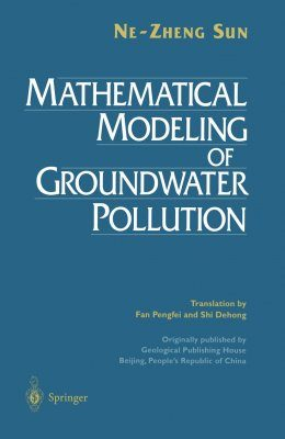 Mathematical Modelling of Groundwater Pollution