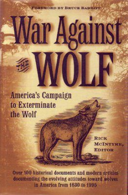 War Against the Wolf