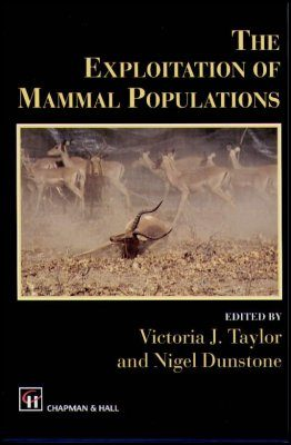 The Exploitation of Mammal Populations