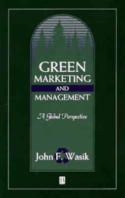 Green Marketing and Management