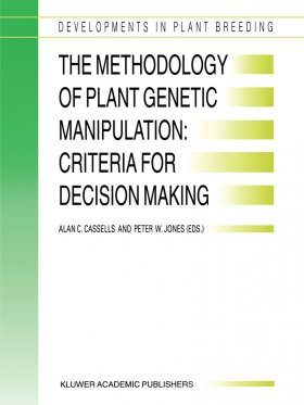 The Methodology of Plant Genetic Manipulation