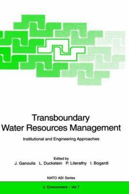 Transboundary Water Resources Management: Institutional and Engineering