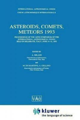 Asteroids, Comets, Meteors 1993