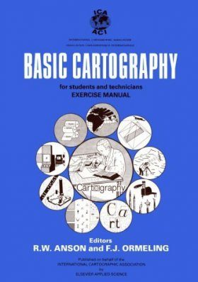 Basic Cartography for Students and Technicians: Exercise Manual