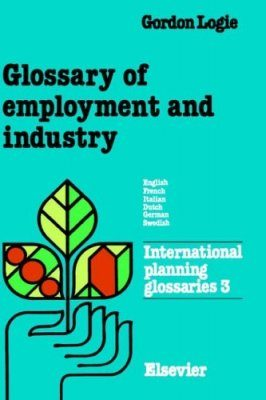 Glossary of Employment and Industry