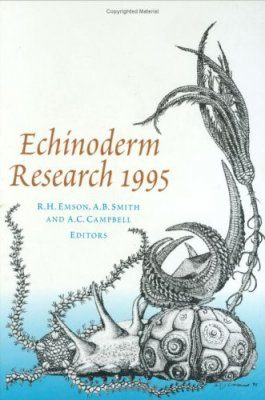 Echinoderm Research 1995