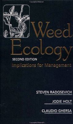 Weed Ecology
