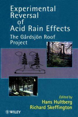 Experimental Reversal of Acid Rain Effects