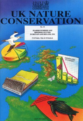 Seabird Numbers and Breeding Success in Britain and Ireland, 1995
