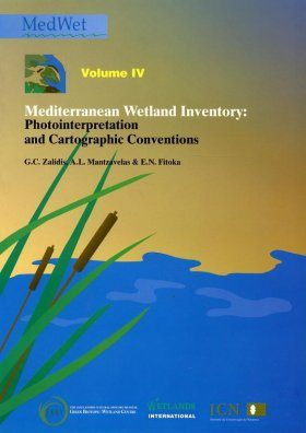 Mediterranean Wetland Inventory, Volume 4: Photointerpretation and Cartographic Conventions