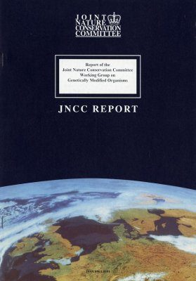 Report of the JNCC Working Group on Genetically Modified Organisms