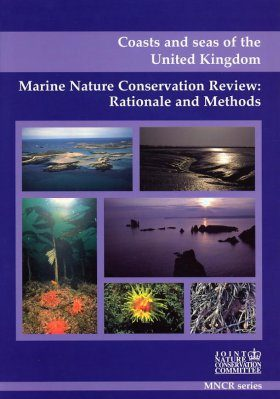 Marine Nature Conservation Review: Rationale and Methods