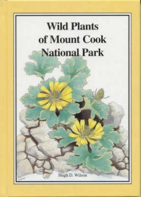 Wild Plants of Mount Cook National Park