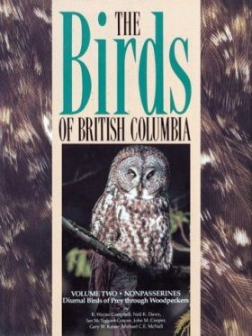 The Birds of British Columbia, Volume 2