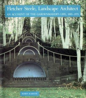 Fletcher Steele, Landscape Architect