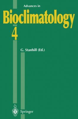 Advances in Bioclimatology, Volume 4
