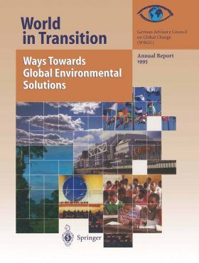 Ways Towards Global Environmental Solutions